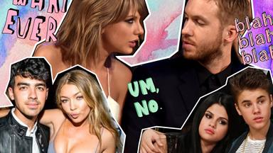 The messiest celebrity breakups of all time, ranked
