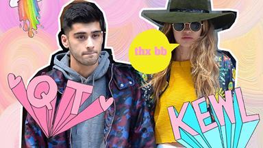 Zayn's new song 'Cruel' is 100% about bae Gigi Hadid