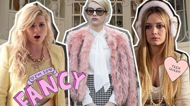18 times the Scream Queens absolutely slayed their outfit game