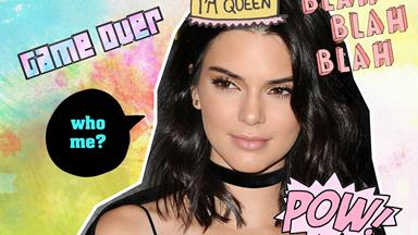 Kendall has liked some the shadiest tweets to come out of the #KimExposedTaylorParty