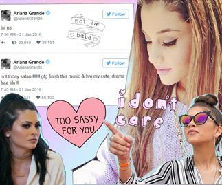 Sassy tweets