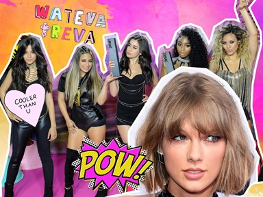 Taylor Swift apparently tried to break up Fifth Harmony