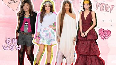 26 times Zendaya proved she was the kween of the red carpet