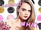 Cara Delevingne got a tattoo of an elephant because why not