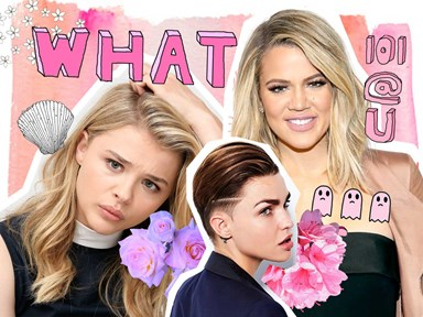 Ruby Rose has one more thing to say about that Khloé Kardashian vs Chloë Grace Moretz feud