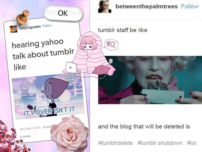 Tumblr closing down