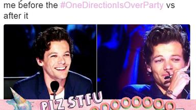 The #OneDirectionIsOver hashtag proves the 1D fandom is slowly, but surely falling apart