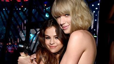 Taylor Swift breaks her Instagram silence to wish Selena Gomez happy birthday