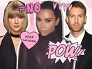 Kim Kardashian just fired another shot at Taylor Swift on Snapchat ... and so did Calvin Harris