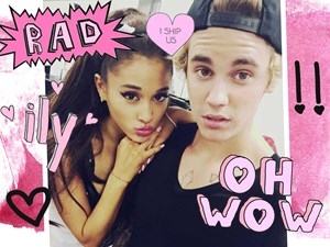 Justin Bieber and Ariana Grande could be dating