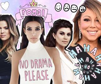 Mariah Carey, Kardashians