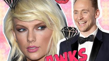 Taylor Swift and Tom Hiddleston have ~apparently~ had their first fight