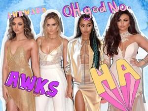 Little Mix make a massive Instagram fail