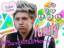 #SaveNiallHoran is now trending and you're gonna feel bad for laughing about it