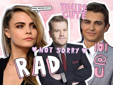 Watch: Cara Delevingne slayed Dave Franco and James Corden in a next-level rap battle