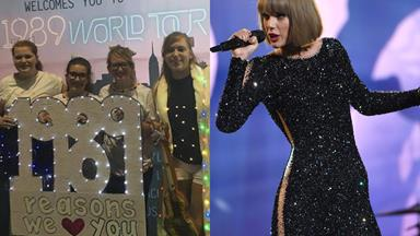 Hardcore Swiftie pens an open letter to Taylor and she has a lot of feelings