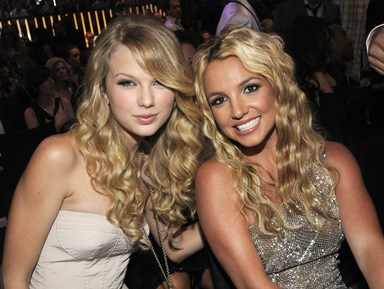 Britney Spears wants to pretend she never met Taylor Swift