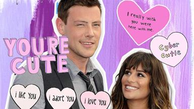 Lea Michele reveals a never-before-seen tattoo dedicated to Cory Monteith
