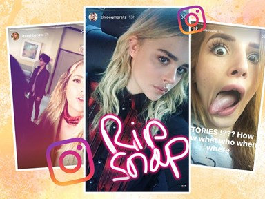 12 celebs you should be following on Instagram Stories