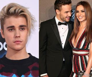Justin Biebe on Liam Payne and Cheryl Cole's relationship