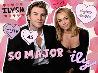 Liam Hemsworth Miley Cyrus plan their wedding day