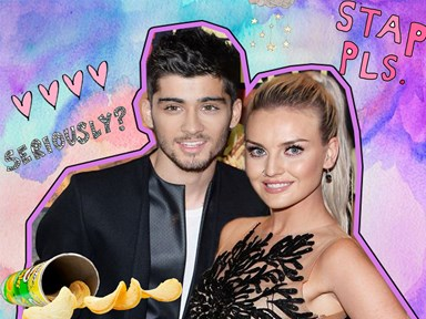 Zayn Malik has officially got rid of his Perrie Edwards tattoo