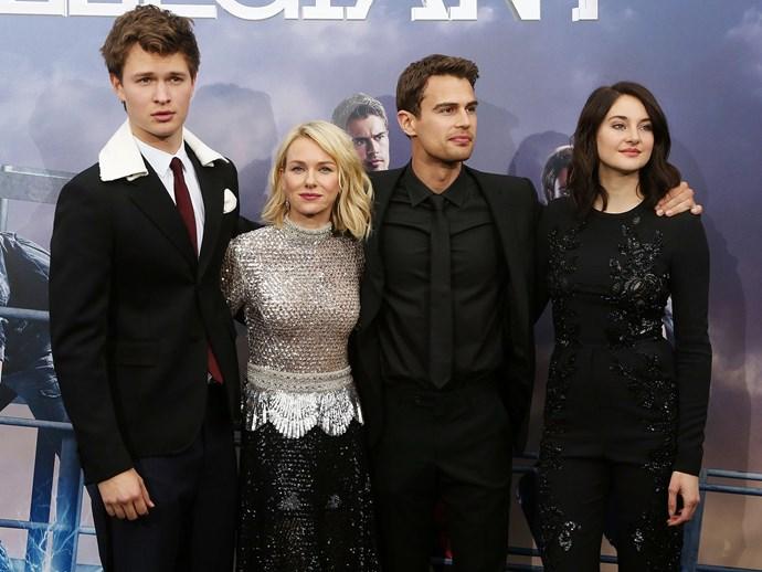 Divergent series: Ascendant
