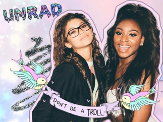 Zendaya on Fifth Harmony's Normani Kordei quitting social media