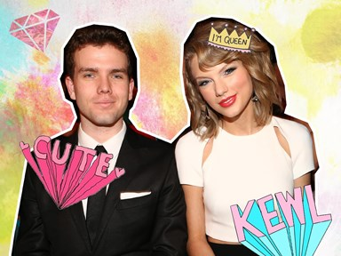 Tay's lil bro Austin Swift has made his acting debut and we're #Obsessed