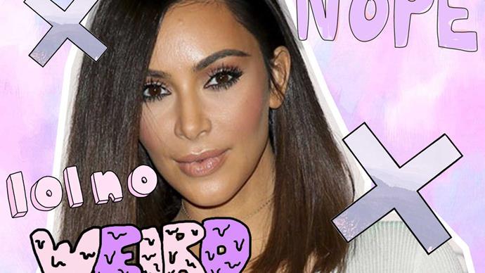 Kim Kardashian says she is not a feminist