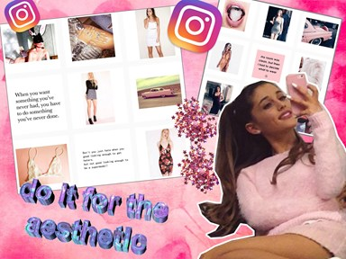 7 steps to ~creating~ the most beautiful Instagram feed EVER