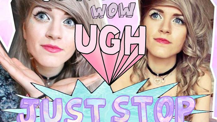 Marina Joyce is posting weird things online again