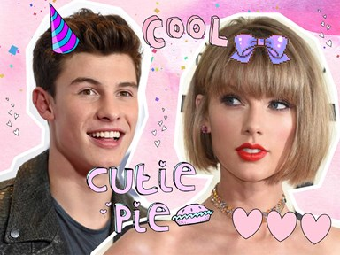 Taylor Swift's birthday shout-out to Shawn Mendes is #adorable