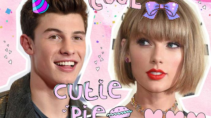 Taylor Swift makes a cute video for Shawn Mendes' birthday