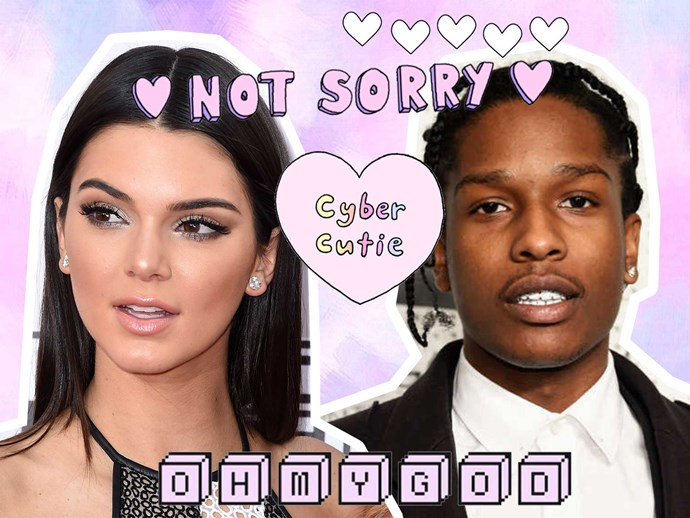 Kendall Jenner and ASAP Rocky are official