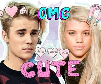 Justin Bieber and Sofia Richie are possibly dating