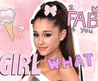 Ariana Grande doppelganger makes hilarious video