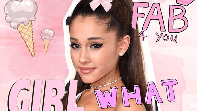 Ariana Grande almost passed on Bang, Bang
