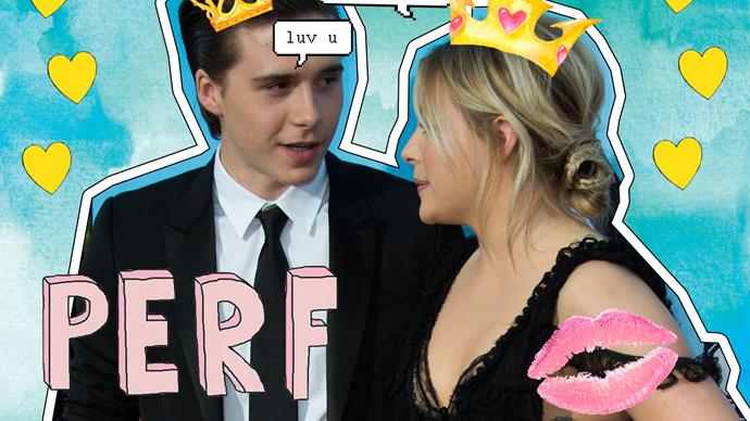 Brooklyn Beckham and Chloë Moretz to star in a reality show