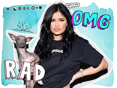 Kylie Jenner has posted the most #goals family photo of all time