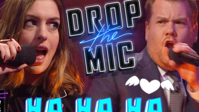 James Corden rap battles are getting their own show