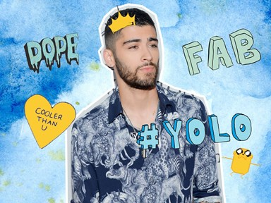 Look out Kanye, Zayn Malik is gonna be designing his own line of shoes