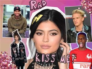 All of Kylie Jenner's boyfriends