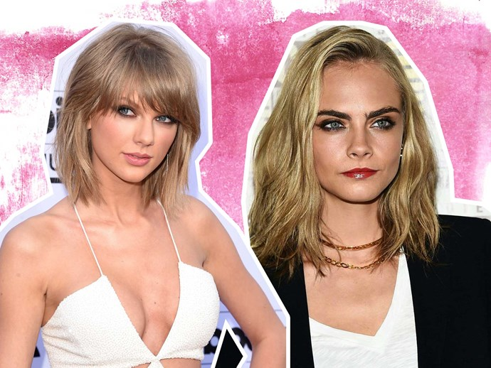Taylor Swift wishes Cara Delevingne a happy birthday