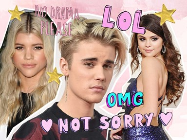Justin Bieber is threatening fans over bullying his GF Sofia Richie