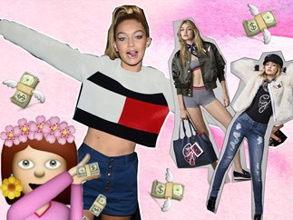 Tommy Hilfiger x Gigi Hadid: See the collection HERE!