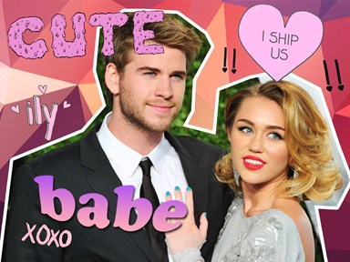 Miley Cyrus and Liam Hemsworth have just worn matching outfits and prepare to lose all chill