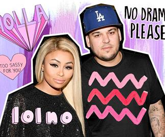 Black Chyna and Rob Kardashian's first trailer