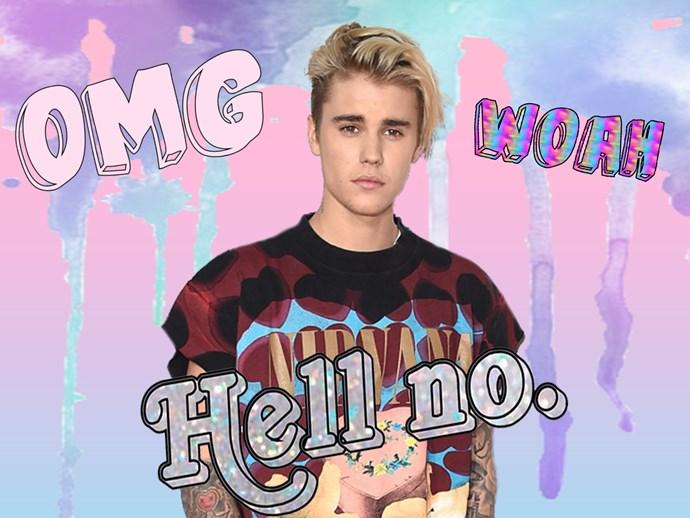 Justin Bieber quits Instagram