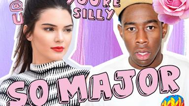 Tyler, the Creator made a bold comment about Kendall's sexuality